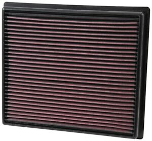 K N Filters 33 5017 Air Filter Fits 14 20 Sequoia Tacoma Tundra