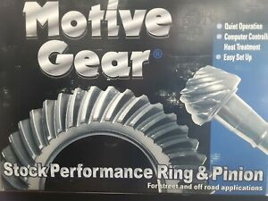 Motive Differential Ring And Pinion Gear Gm7308 Gm 7 5 3 08