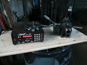 Haas 5c Cnc Milling Collet Indexer With Control Box