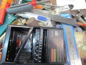 Lot Of Shop Tools Accessories I 607