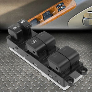 For 05 07 Nissan Pathfinder Left Driver Side Master Power Window Control Switch