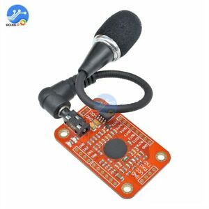 Voice Recognition Module With Ard For Arduino Support 80 Kinds Of Sound Board