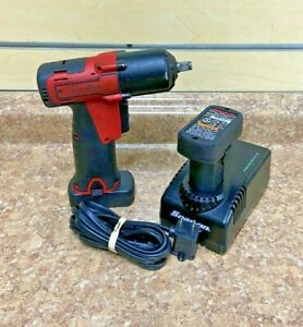 Snap On Ct761ak2 1 4 14 4v Cordless Impact Wrench Kit Free Shipping