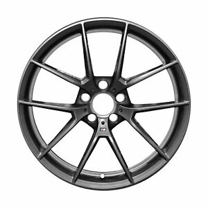 86375 Oem Reconditioned 19x9 Front Aluminum Wheel Fits 2018 2019 Bmw M4
