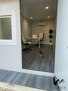 Mobile Office Shipping Container Office Tiny House