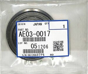 Ae030017 Ricoh Copier Upper Fuser Roller Bearing For 1055 1060 1075 Sp9100dn