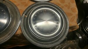 Set Of Four 15 Plymouth Fury Hubcaps 1971 1972 1973