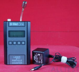 Met One 227b 970900101 Metone Handheld Laser Particle Counter