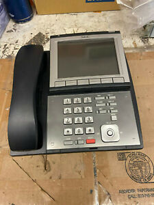 Nec 0910080 Ip3na 320tisxh Ip cts Ip Color Touch Screen Terminal phone black