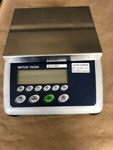 Mettler Toledo Bba 432 Digital Counting Scale 2