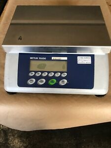 Mettler Toledo Bba 432 30lb Digital Counting Scale
