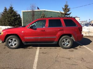 2005 Jeep Grand Cherokee Hemi Engine All Leather Interior All Wheel Drive