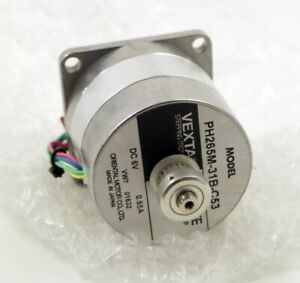 Beckman Coulter P n 5967b Rgt Cable Motor Vexta Ph265m 31b c53 2 Phase Stepper