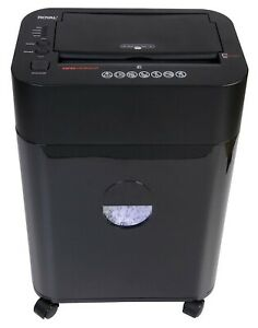 Royal 8 Sheet Micro cut Paper Shredder 80 Sheet Auto Feed Portable