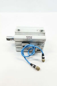 Smc Cdq2bp80d w0143 60 Double Acting Pneumatic Cylinder 80mm 1mpa 60mm