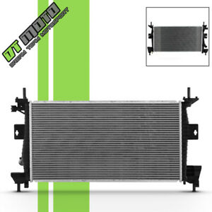 Aluminum Radiator Assembly Replacement For 2012 2018 Ford Focus 2 0l W o Turbo