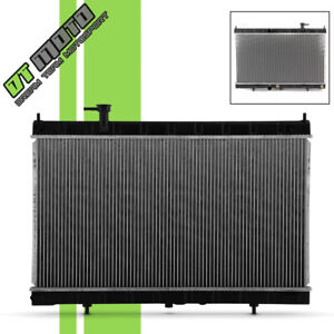 Aluminum Radiator Assembly Replacement For 2014 2018 Nissan Rogue I4 2 5l 13431