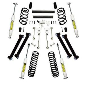 Alloy Usa For 1997 2002 Jeep Wrangler Tj Suspension Lift Kit 4 Inch Shocks 61301