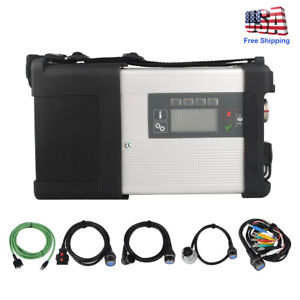 Compact 5 Star Diagnosis Obd2 Tool Fr Benz Mb Sd C5 Connect Without Software Hdd