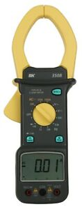 B k Precision 350b Ac Current Clamp Meter With Bargraph 1000a clearance