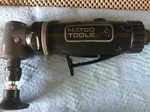 Used Matco Angle Die Grinder Mt2883 Near Perfect Condition