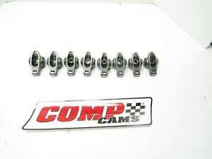 Comp Cams Stainless Steel Roller Rocker Arms 1 52 Sb Chevy Imca Ump Dragrace