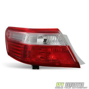 For 2007 2009 Toyota Camry Tail Brake Light Replacement Left Driver Side 07 09