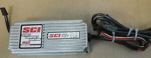 Msd 6300 Sport Compact Cd Ignition Box Analog