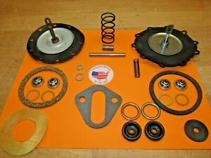 1941 To 1951 Pontiac Double Action Fuel Pump Kit Complete For Modern Fuels 539
