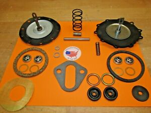 1948 To 1953 Hudson 6 8 Cylinder Double Action Complete Fuel Pump Repair Kit Usa