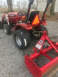 2004 Case Dx21 This Is A 4x4 23 Hp Tractor Bucket And Box Blade She Has 560 Hr
