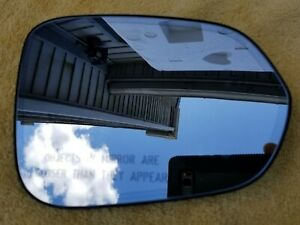 2016 Oem Original Used Lexus Nx200t Right Front Mirror Glass With Blind Spot