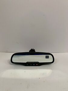 2003 06 Chevy Silverado Tahoe Suburban Rear View Mirror W compass