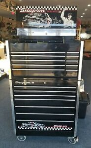 Snap on Dale Earnhardt Limited Edition 12 Drawer Tool Box Pre owned Local Pickup