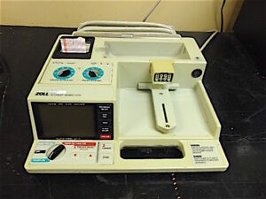 Zoll Pacemaker Model Pd2000 Pacemaker Monitor Sr434x