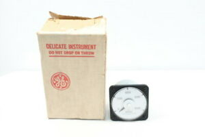 General Electric Ge Ammeter 0 8000a Dc Amperes
