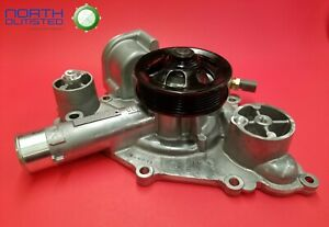 2011 2020 Chrysler Dodge Jeep Water Pump 5 7l 6 4l New Mopar Oem 68346915aa