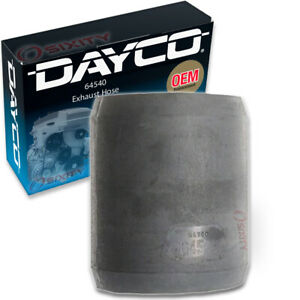 Dayco 64540 Exhaust Hose Dynamometer Vent Central Garage Exhaust Wx