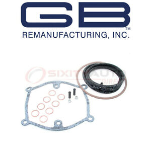 Gb Diesel Fuel Injector Installation Kit For 1996 Gmc K1500 6 5l V8 Return Ek