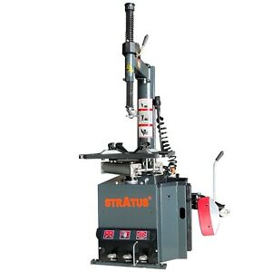 Stratus Sae T26g2 Tire Changer With Portable Handheld Bead Blaster