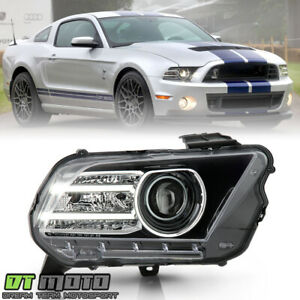 2013 2014 Ford Mustang Hid xenon W led Projector Headlight Headlamp Rh Passenger