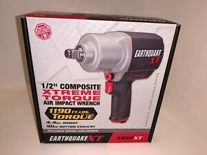 Quality 1 2 In Composite Torque Air Impact Wrench new And Unopened