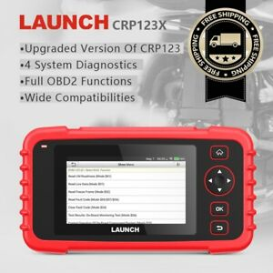 Abs Srs Engine Obd2 Diagnostic Scan Tool Android Wifi Auto Scan Code Crp123 X