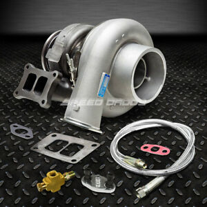 Ht60 T6 550 hp Turbo Charger 36 oil Feed Line For 70 12 Ism N14 3 9 5 9l Cummins