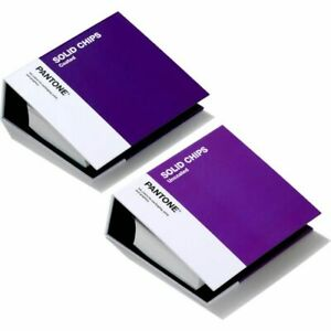 Pantone Solid Chips Coated Uncoated Gp1606a pantone Solid Chips Book