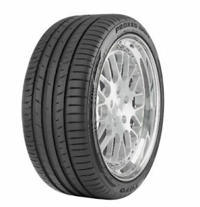 1 New Toyo Proxes Sport 295 25zr20 Tires 2952520 295 25 20