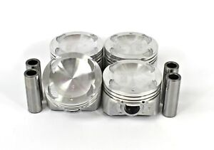 Piston Dnj Engine Components P434 Pistons Pins Keepers