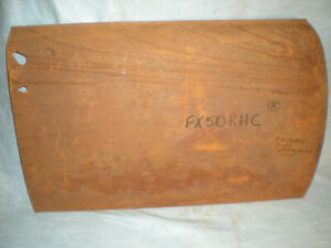 50 51 1950 1951 Ford Car Convertible Right Door Skin Rare Find