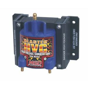 Msd 8252 Blaster Hvc Coil Works With Msd 6 Series Units