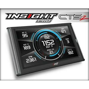 Edge Products 86100 Insight Pro Cts2 Diesel Programmer Gm Ford Dodge